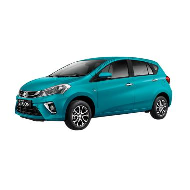 Daihatsu All New Sirion 1.3 Mobil - Peppermint Green