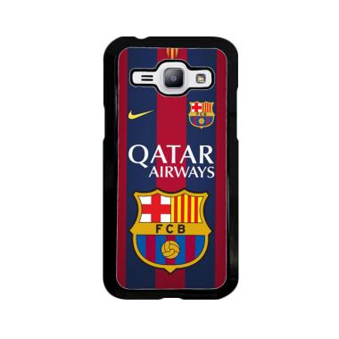 Acc Hp Barcelona W3045 Custom Casing For Samsung J1 Ace