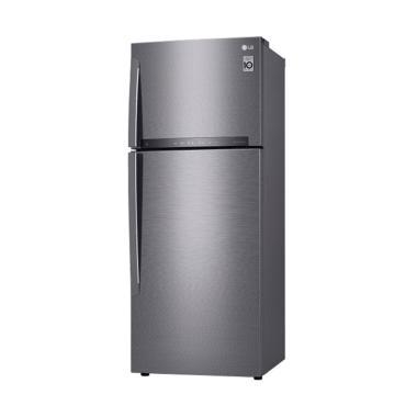 LG GCH502HLHN Big Refrigerator Kulkas 2 Pintu