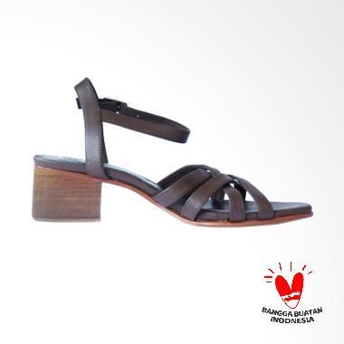 Van Mayer Christine Jellyta Sepatu Wanita - Dark Brown