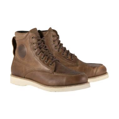 Alpinestars Monty Shoes Sepatu Boot - Brown [Original]