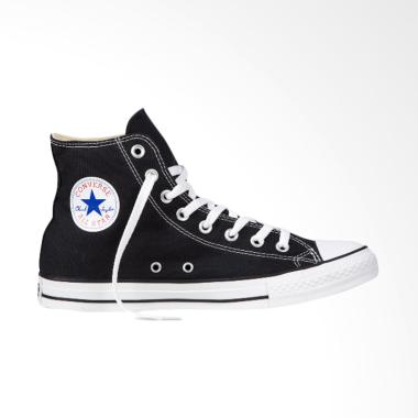 Converse Chuck Taylor All Star Canv ... neaker Pria - Black White