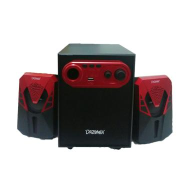 Dazumba DW 266 Bluetooth Speaker - Red