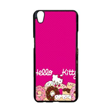 Cococase Hello Kitty Pink Z5293 Casing for Oppo Neo 9 A37