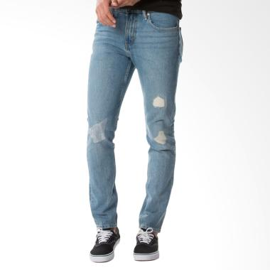 Levi's 512 Slim Taper Fit Jeans Cel ...  Animus Blue [28833-0154]