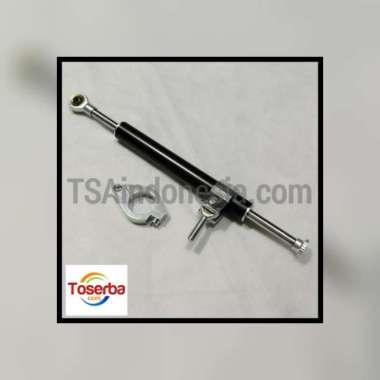harga Aksesoris Stabilizer Stang - Stabil Stang Motor Hidrolik - Hitam Multicolor Blibli.com