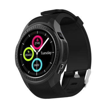 Lemforder L1 Smartwatch - Hitam