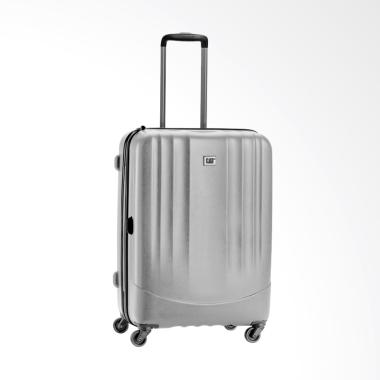 Cat Turbo Spinner Luggage Trolley Bag - Grey [28 inch]