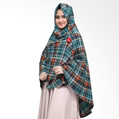 Khimaris Imani 03 Hijab Syar'i Wanita - Hijau