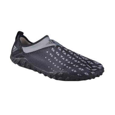 adidas Outdoor Kurobe II Sepatu Olahraga Pria - Black [B39895]