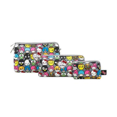 Jujube Be Set Hello Sanrio | Hello Friends / Dompet Pouch Purse