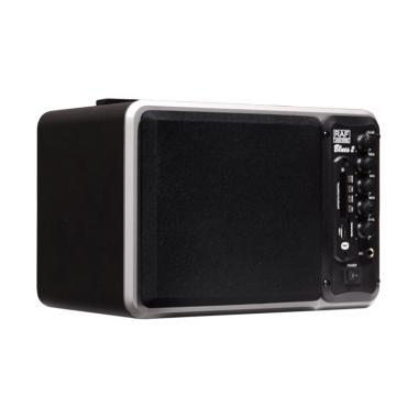RAF Blues 2 Bluetooth Speaker with  ...  Radio FM/Jack Microphone