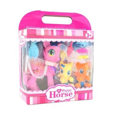 Jual Mainan Anak   Boneka Kuda Poni - Harga Diskon Baru  7ce88a9113