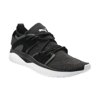 PUMA Tsugi Blaze Evoknit Shoes Sepa ... - Black White [364408 05]