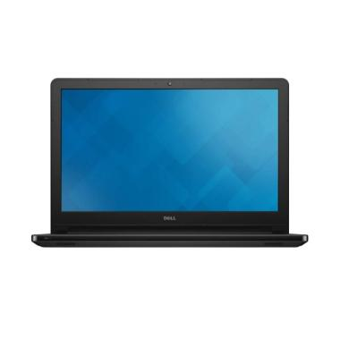 Dell Inspiron 5468 Laptop - Hitam [ ... B/1TB/AMD 2GB/Windows 10]