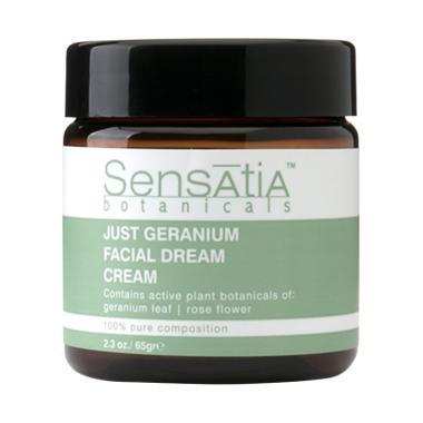 Sensatia Botanicals Just Geranium Facial Dream Cream [65 g]
