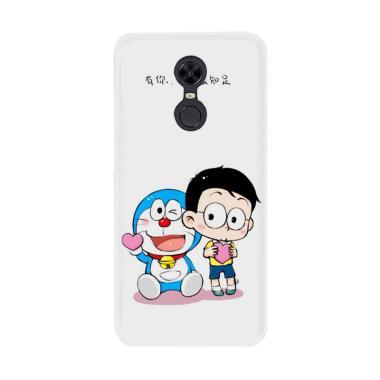 pretty nice d7b7a 87f11 Acc Hp doraemon W4843 Custom Casing for Xiaomi Redmi 5 Plus