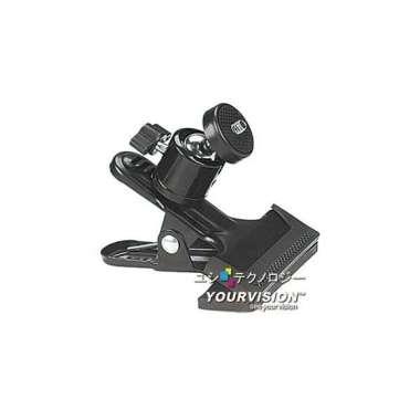 harga GoPro Vice plant 1/4 tripod adapter Universal super strong metal retaining clip clip clip desk Blibli.com