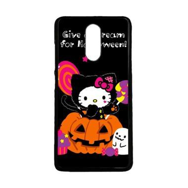 harga Bunnycase Halloween Hello Kitty Trick Or Treat 2 L1961 Custom Hardcase Casing for Xiaomi Redmi Note 4 Blibli.com