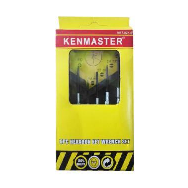 KENMASTER Obeng Jam Set [6 pcs]