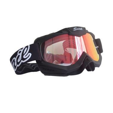 Snail MX37 Kaca Pelangi Merah Goggles Kacamata ... 6c46ab2e6d