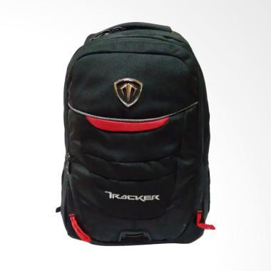 Tracker Tas Ransel - Black [78553]