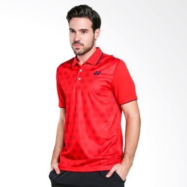 YONEX Men Polo T-Shirt Baju Olahrag ... ed [PM-G017-903-28B-17-S]