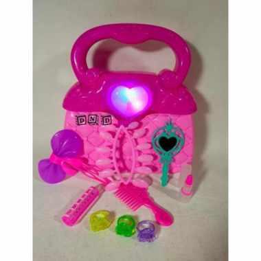 harga Mainan Anak Perempuan Beauty Bag Handbag Pretty Princess Tas Make Up  mainan anak-mainan edukasi Blibli.com