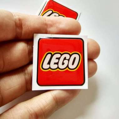 harga EMBLEM LEGO STIKER RESIN TIMBUL LENTUR STICKER MOTOR AKSESORIS HELM Blibli.com