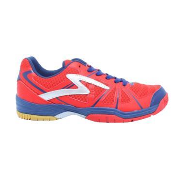 Specs Tosser Emperor Galaxy Sepatu Badminton - Red