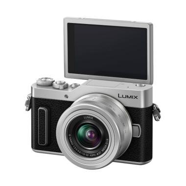 Panasonic Lumix DC-GF10 Kit 12-32mm Kamera Mirrorless - Silver