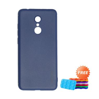 Lize Slim Case Xiaomi Redmi Note 5 ... cs Tempelan Gurita Random