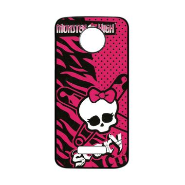 harga Bunnycase Monster High Scary Cute L0537 Custom Hardcase Casing for Motorola Moto Z Force Blibli.com