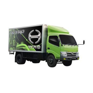 harga Hino Dutro 130 MDL 5.5 4.0 Diesel M/T Mobil Box Custom - Green [Jadetabek] Blibli.com