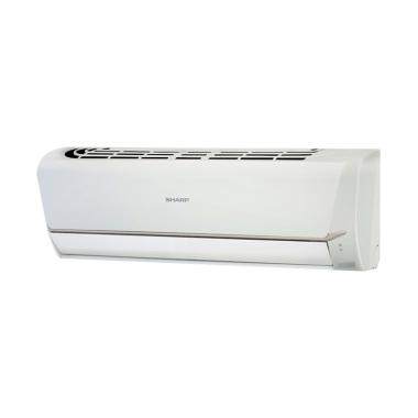 SHARP 05SAY AC Split - Active White [0.5PK/ Free Ongkir Jabodetabek]