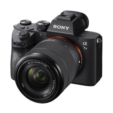 SONY Alpha 7 Mark III Kit Lens 28-70mm F/3.5-5.6 OSS Kamera Mirrorless