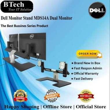 harga Diskon Dell Dual Monitor Stand - Mds14A Blibli.com