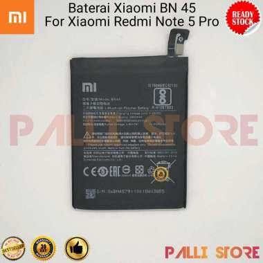 harga BATERAI XIAOMI REDMI 5 PRO BN45 ORIGINAL BATTERY BATRE BATRAI HANDPHONE XIAOMI Blibli.com