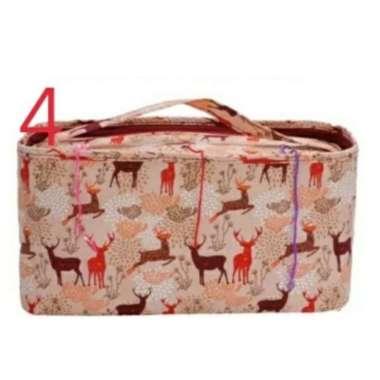 harga Tas benang dan perlengkapan rajut/ yarn storage bag T017 Motif 4 Blibli.com