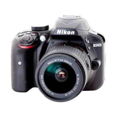 Nikon D3400 18-55mm VR Kamera DSLR