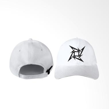IndoClothing Metallica 02 Topi Baseball Pria