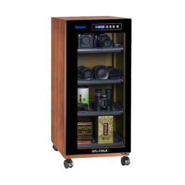DOSS Samurai GP2-120L Digital Wooden Metal Dry Cabinet