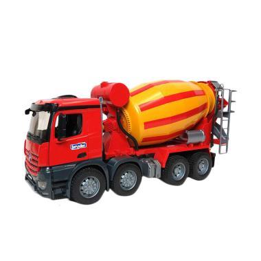Bruder Toys 3654 MB Arocs Cement Mixer Truck Diecast