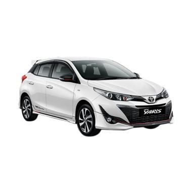 Toyota New Yaris 1.5 E Mobil [Uang Muka Kredit MTF]