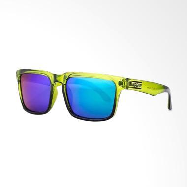 KDEAM Polarized Kacamata - Green [KD901P]