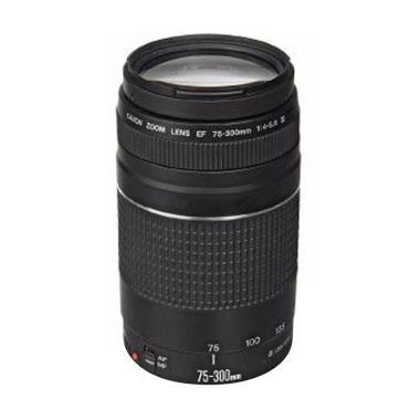 Canon EF 75-300mm F/4-5.6 III Lensa Kamera