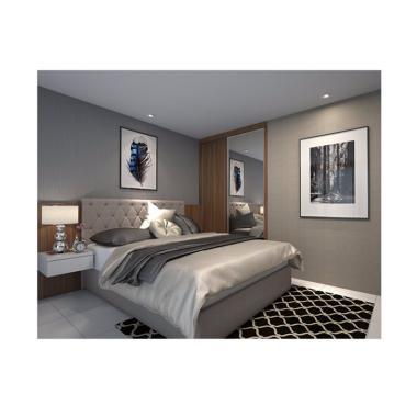 FCENTER Exclusive Furnish Apartment ... m Paket Furniture [30 M2]