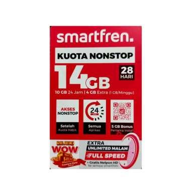 harga Voucher Smartfren 14gb nonstop Blibli.com