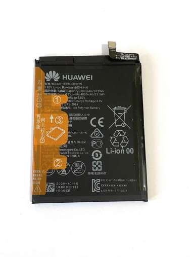 harga Huawei JKM-LX1 . JKM LX1 - [ 4000 MAH ] 100% ORIGINAL Baterai Batre Batere Battre Batery HP Handphone henfone HB406689ECW / HB396689ECW Blibli.com