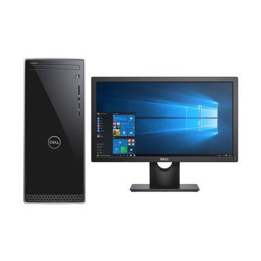 harga DELL Inspiron 3670 MT Desktop PC [Ci7-8700/ 12 GB/ 2TB/ Nvidia 2GB/ Ubuntu] + Free Dell E2216HV Monitor Desktop Blibli.com